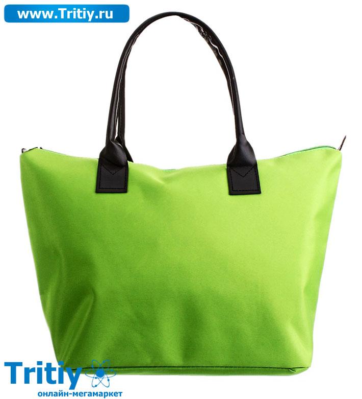 купить оригинальныю летнюю сумку тканевого зеленого цвета.