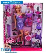 Куклы Барби Barbie из серии Модная Штучка Fashionistas