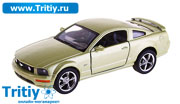 Машина мет. микс 1:38 Ford Mustang GT KT5091W
